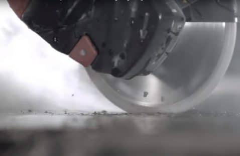 How do you cut concrete?